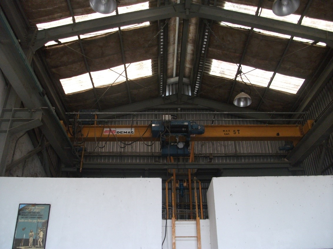 Visual Inspection Crane