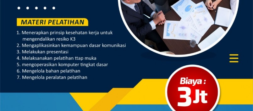 Training Of Trainer Online PT Nusantara Traisser 06 – 09 Juli 2020