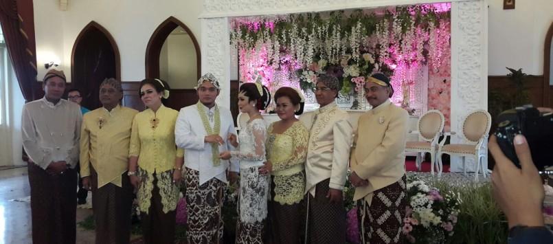Pernikahan Ananda Dirut Pelindo III