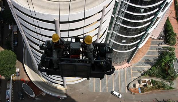 Training Operator Gondola Sertifikasi KEMNAKER RI PT. Nusantara Traisser