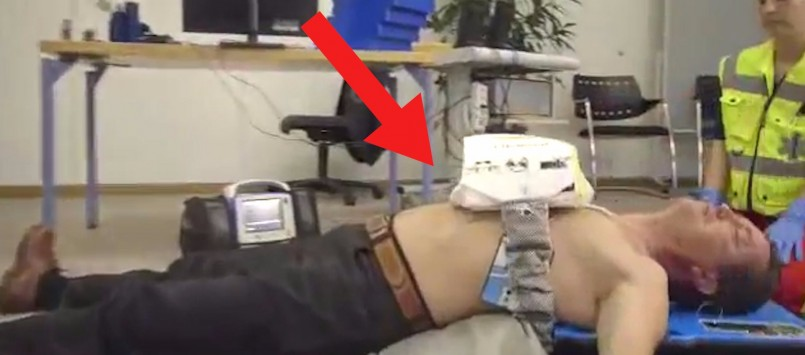 Teknologi Penyelamat: Mesin CPR Portable Otomatis ( AutoPulse )