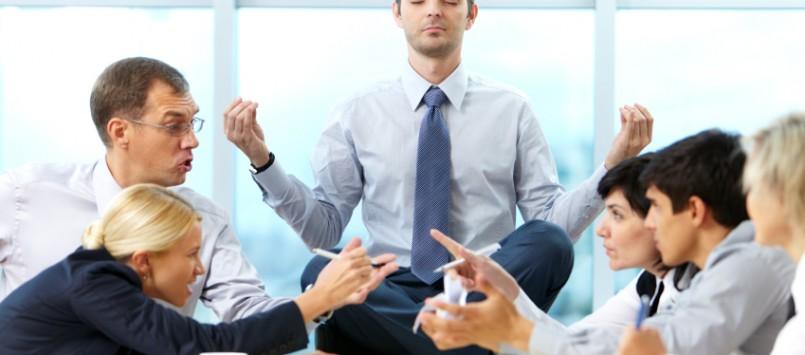 Stress di tempat kerja ? Begini Cara Mengatasinya