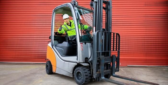Training Pembinaan Dan Sertifikasi Operator Forklift 28 – 30 Oktober 2019