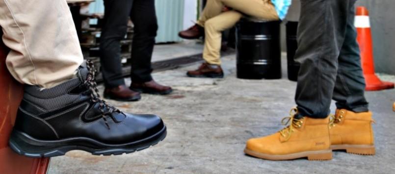 Fungsi Dan Penting Safety Shoe Bagi Pekerja