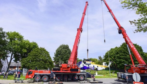 Sertifikasi Operator Crane Mobil KEMNAKER RI 2019