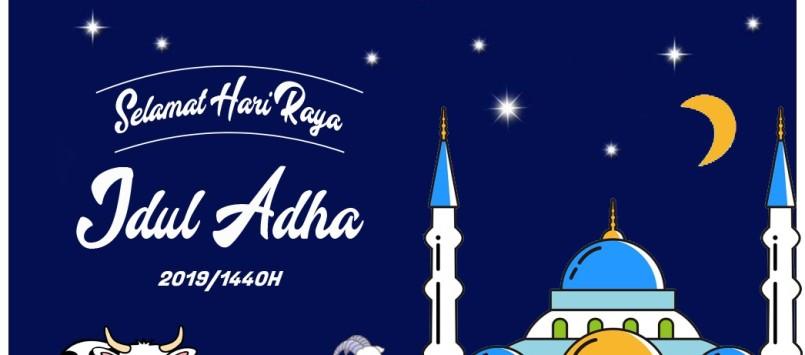 Selamat Hari Raya Idul Adha 2019
