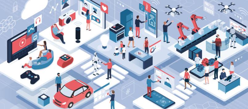 Masa Depan Cerah IoT Untuk Dunia Safety Kedepannya