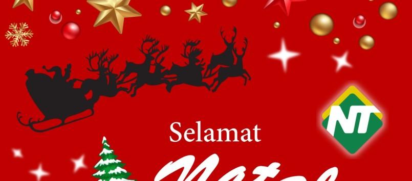Selamat Natal & Tahun Baru 2020