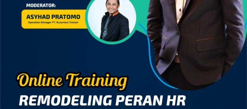Pelatihan Peran HR Di Era Covid 19 Online