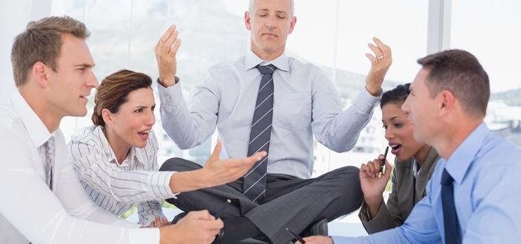 Pentingnya Meditasi Untuk Meningkatkan Kinerja Personil Saat Bekerja