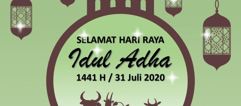 Selamat Idul Adha 2020