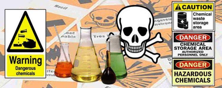 Zat Kimia Berbahaya yang Wajib Diwaspadi untuk Manusia