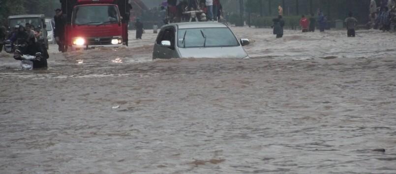 Alasan Terjadinya Banjir di Kota – Kota Besar