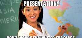 Mengatasi Demam Panggung saat Presentasi