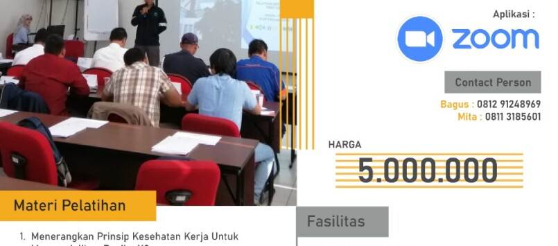 Sertifikasi Training Of Trainer Level 4 BNSP Juni 2021